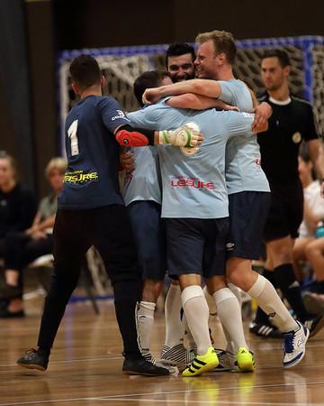 2018 0203 - FNSW PL Futsal R13 UTS NFC vs Mountain Majik