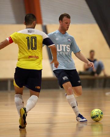 2018 0210 - FNSW PL Futsal R14 UTS NFC vs Enfield All Stars