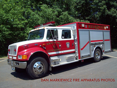 SHAMOKIN EMERGENCY SQUAD