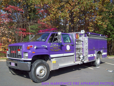 EAST END FIRE CO. ENGINE 121 1996 GMC/CENTRAL STATES PUMPER