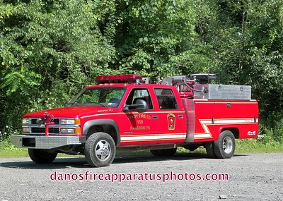 BRADY FIRE CO. RANSHAW