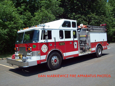 ENGINE 141X 1988 PIERCE PUMPER