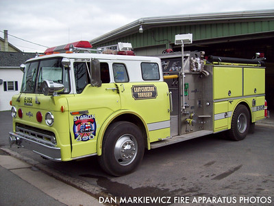 EAST CAMERON TWP. FIRE CO. ENGINE 352 1990 FORD/GRUMMAN PUMPER