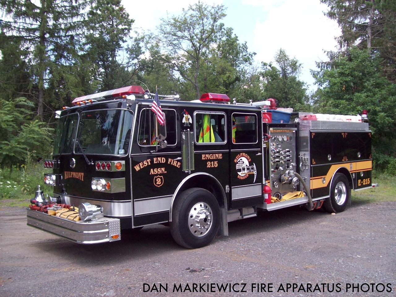 Kulpmontmarion heights danosfireapparatusphotos kulpmont fire dept sciox Gallery
