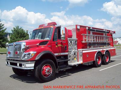 BEAVERDALE FIRE CO. TANKER 22 2009 INTERNATIONAL/FERRARA TANKER