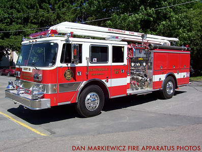 BEAVERDALE FIRE CO. ENGINE 22 1988 PIERCE SQUIRT