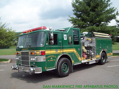CLOVER HOSE CO. ENGINE 3 1995 PIERCE PUMPER