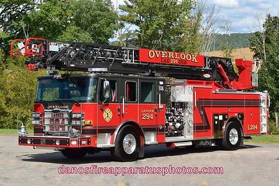 RALPHO FIRE CO. OVERLOOK