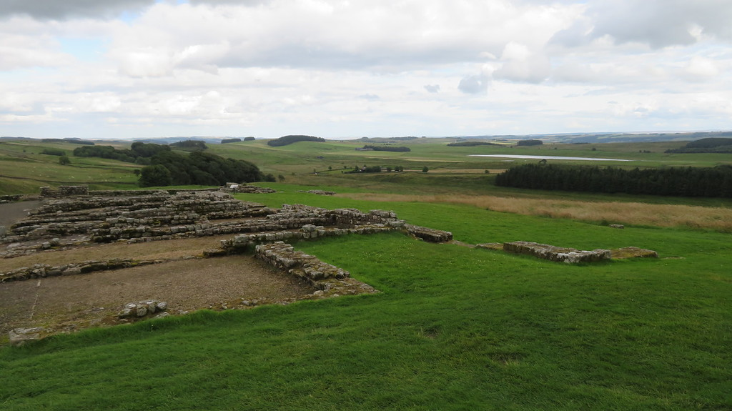Hadrians wall fort