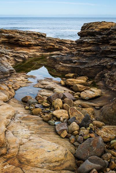 Sandstone Rock Pool