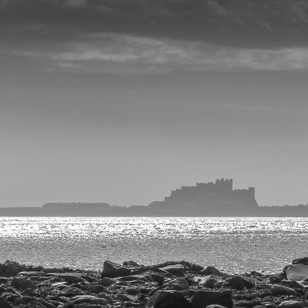 From Holy Island