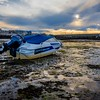 Tide Out - Seahouses