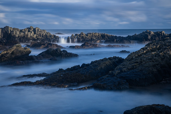 Bamburgh Rocks