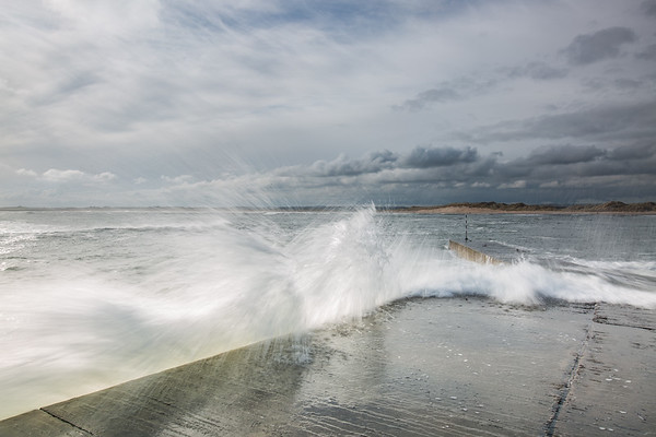 Wave Crash, Beadnell
