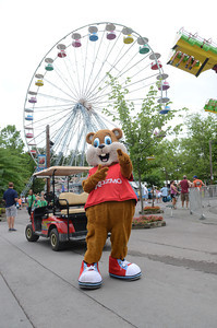 Knoebels in Elysburg was named the number 2 amusement park in the United States recently.