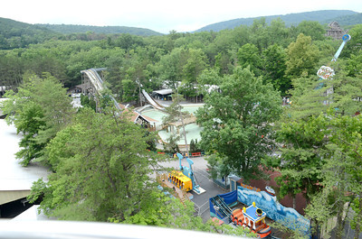Knoebels in Elysburg was named the number 2 amusement park in the United States recently by the Travel Channel.