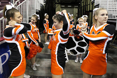 PIAA Competitive Spirit Championship Semi-Finals