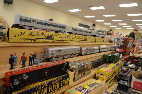 Model Train Meet