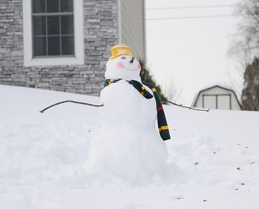 Snowmen 2014