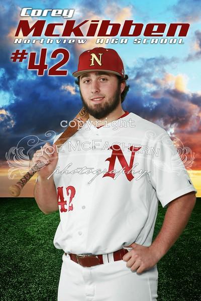 Northview High Banners (Baseball and Softball) 2016