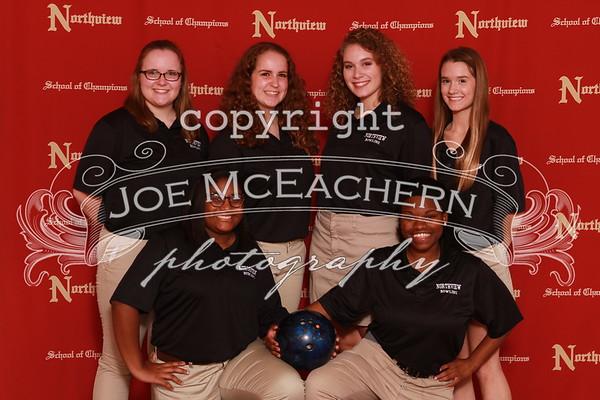 Northview High Bowling 2017-2018