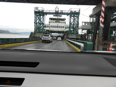 Ferry to Canada