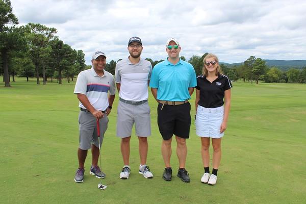 Northwest Arkansas Children's Shelter Golf Classic 9.10.18