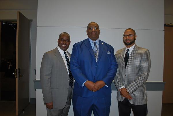 Northwest Arkansas MLK Council Recommitment Banquet 1.15.18