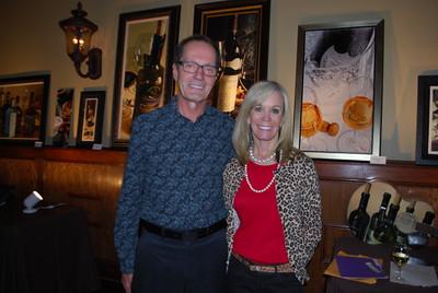 Dr  John and Beth Huskins1