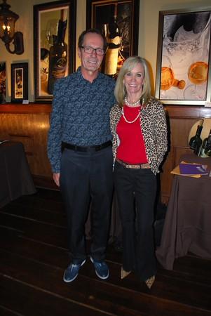Dr  John and Beth Huskins3