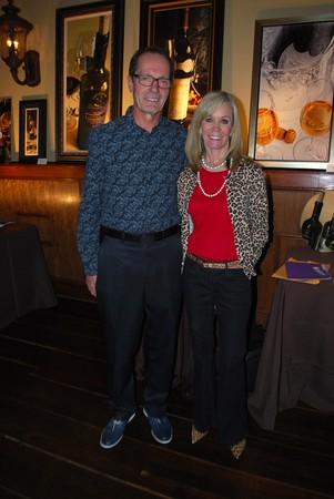 Dr  John and Beth Huskins4