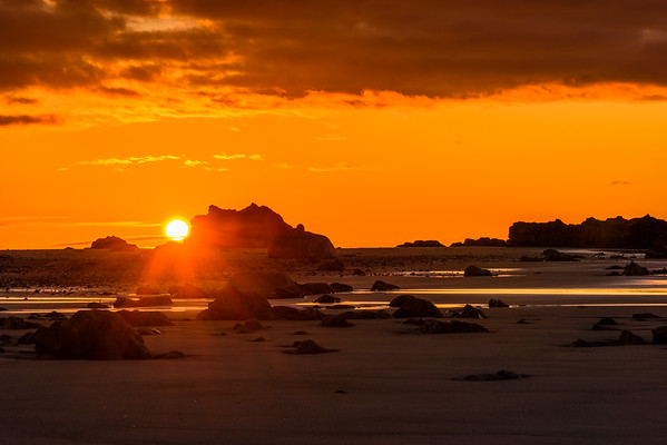Haida Sunset