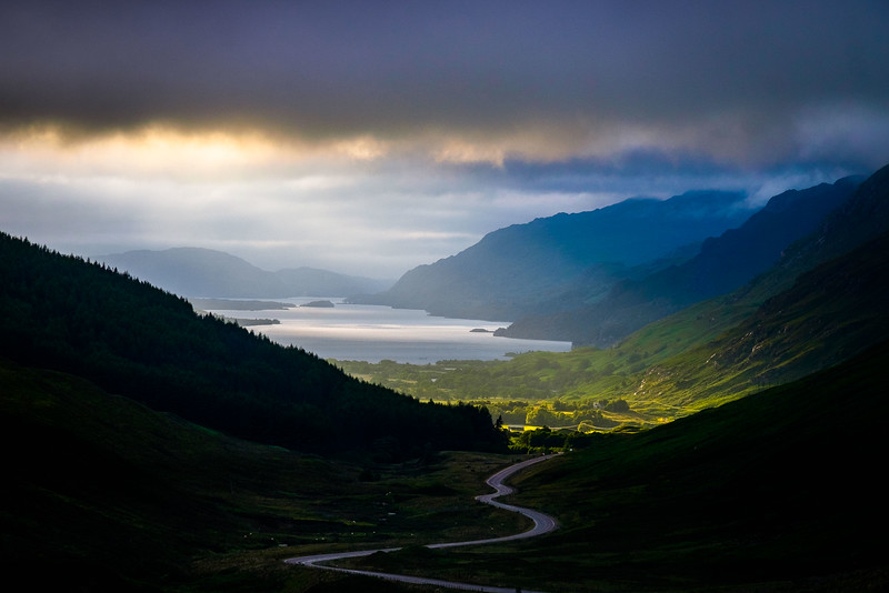 Kinlochewe and Loch Maree