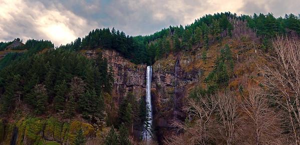 Multnomah Falls 2013