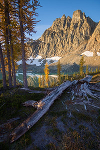 Bird Lakes Basin