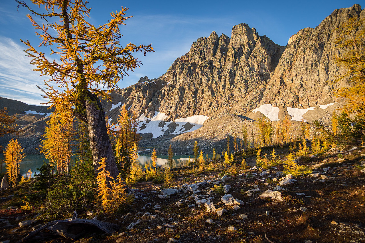 Wilderness, Quiet, and Change at Bird Lakes