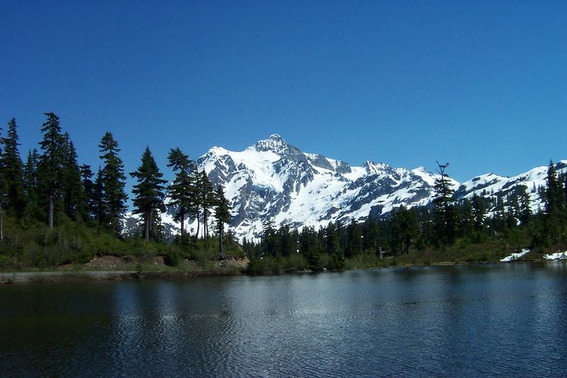 Mount Shuksan.