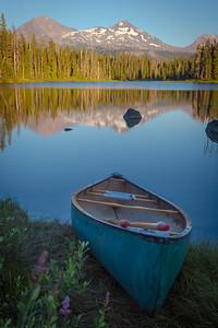 Scott Lake Boat 2