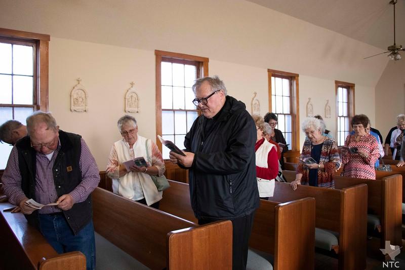 Northwest deanery pilgrimage, Lent 2019