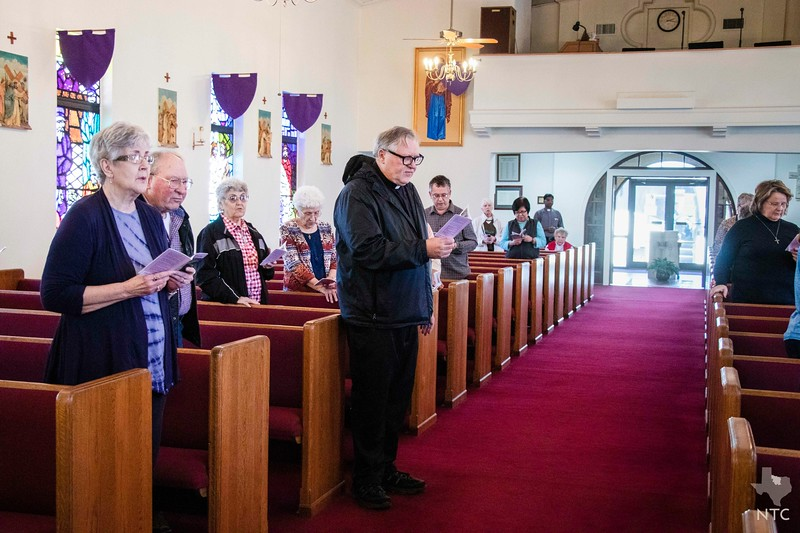 Northwest deanery pilgrimage, Lent 2019