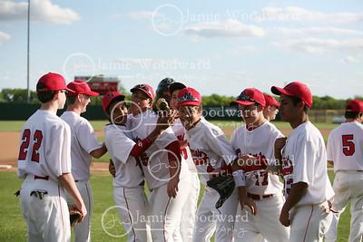 nw freshman baseball 4.13.09