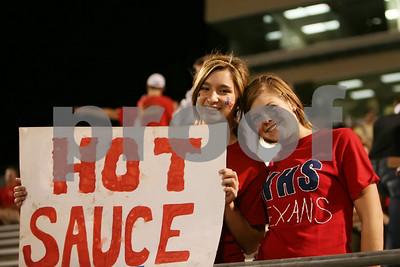 Texans Football 10.3.08
