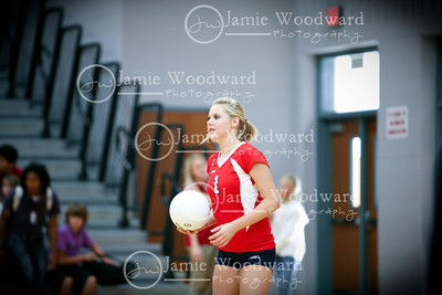northwest volleyball varsity & jv 2010