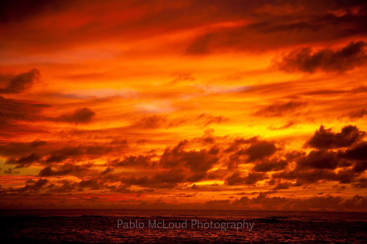Sunset Culmination