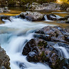 Sunset Falls, South Fork, Lewis River