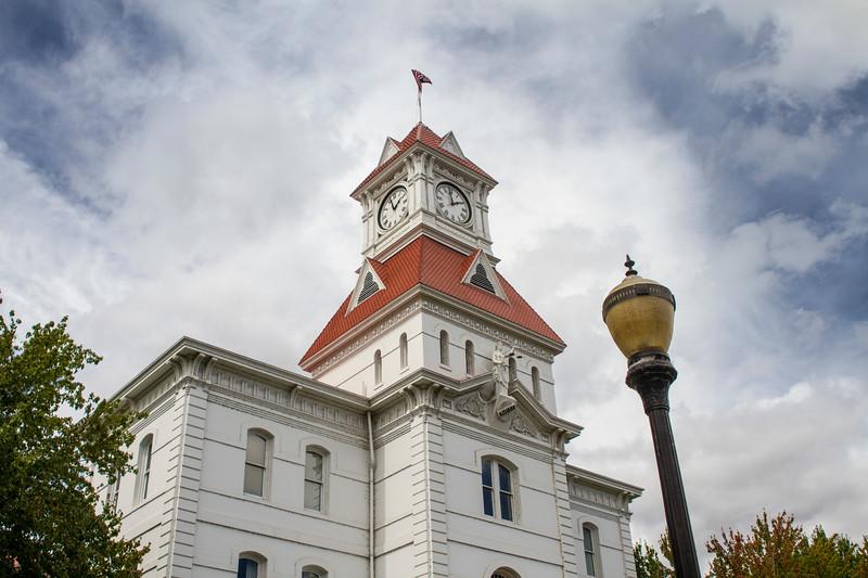 Courthouse, Corvallis, Oregon