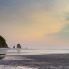 Evening at Cannon Beach, Oregon