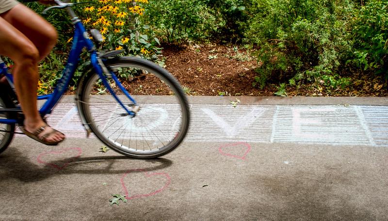 Cycle of Love, Corvallis, Oregon