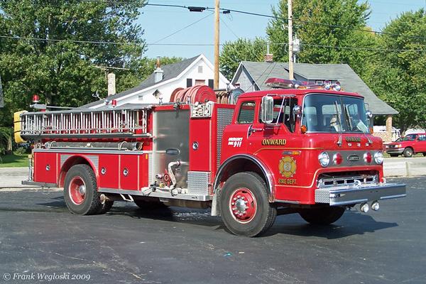 Engine 3 - 1978 Ford C/E-One Pumper (#788) - 1000gpm/1000gal