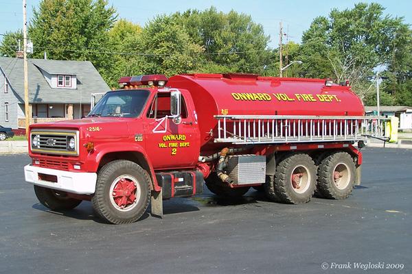 Tanker 2 - 1975 GMC C5000 3300gal
